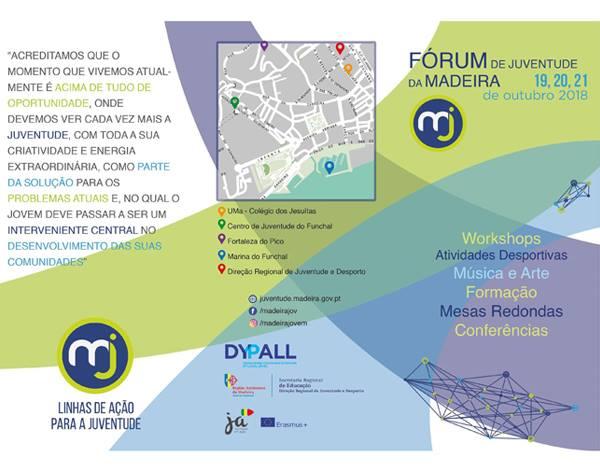 Fórum de Juventude da Madeira