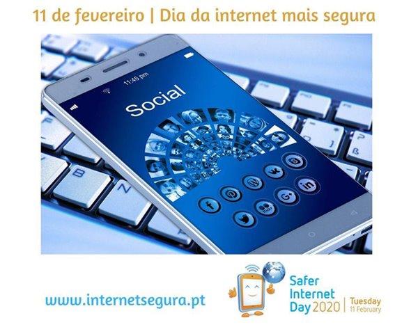 Dia da Internet mais Segura celebra-se a 11 de fevereiro