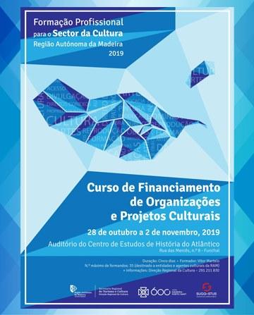 """""""Financiamento de Organizações e Projetos Culturais"""""""