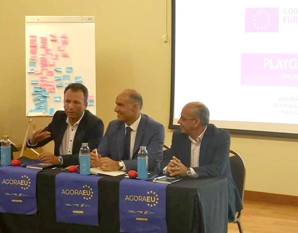 Formação do Corpo Europeu de Solidariedade reuniu líderes juvenis no Funchal.