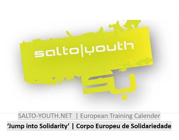 'Jump into Solidarity' | Curso de Formação Internacional (TC)