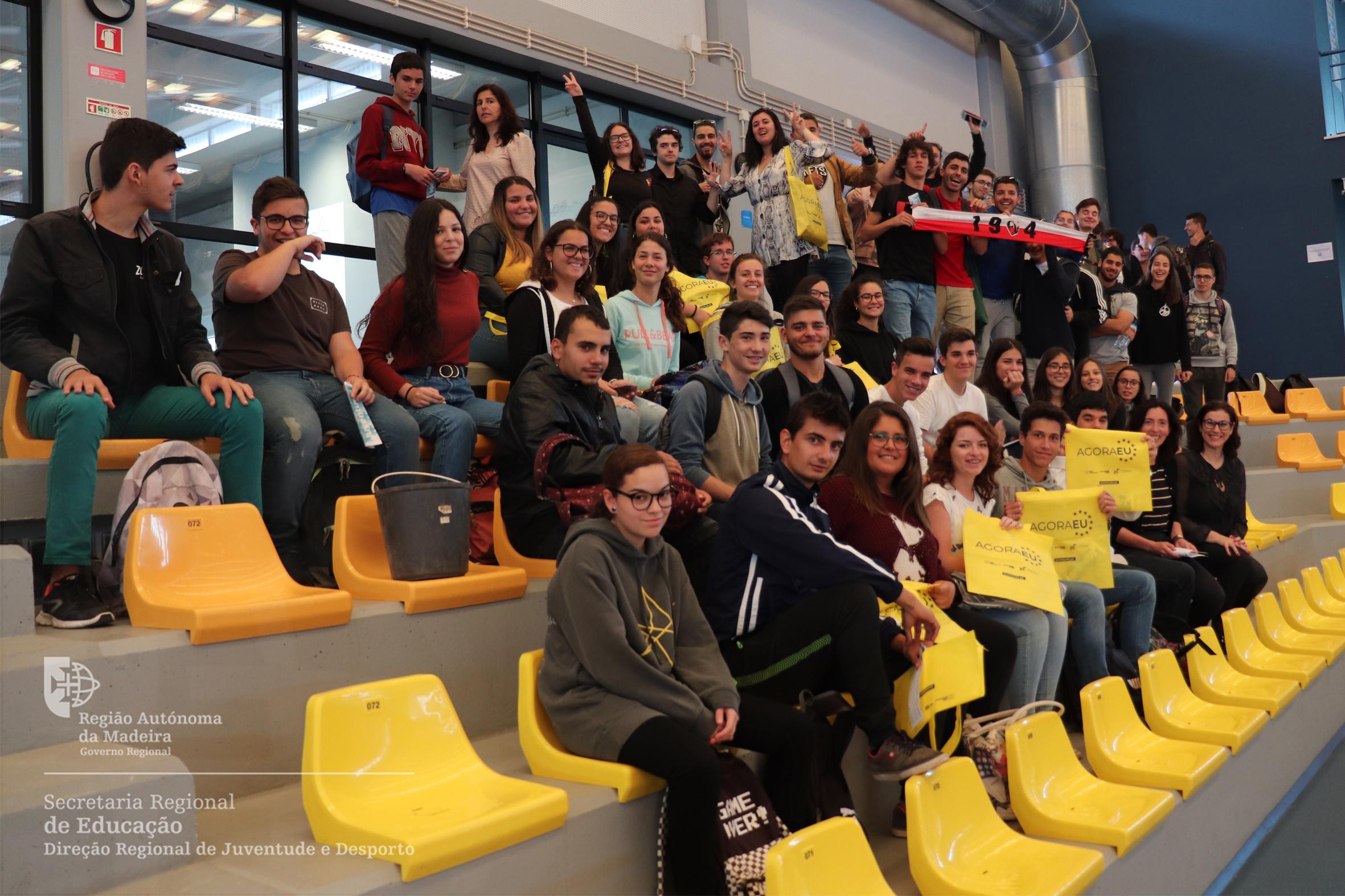 Porto Santo acolheu a Semana Europeia da Juventude da Madeira