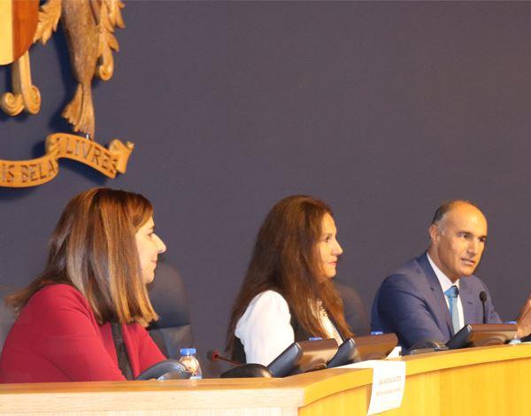 Sessão Regional do Parlamento dos Jovens do ensino secundário
