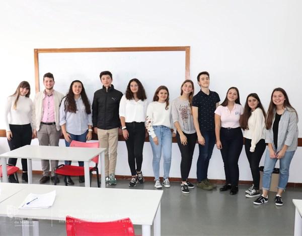 Parlamento dos Jovens elege Membros da Mesa para a Sessão Regional