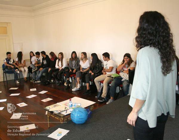 35 jovens madeirenses refletiram acerca da Carta Universal dos Direitos Humanos