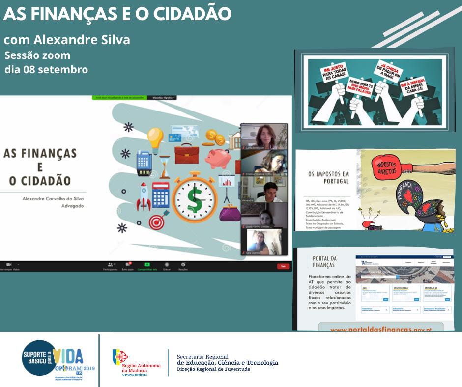 """""""As Finanças e o Cidadão"""""""