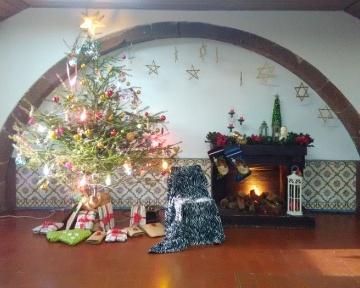 O STEE teve uma festa de Natal excecional