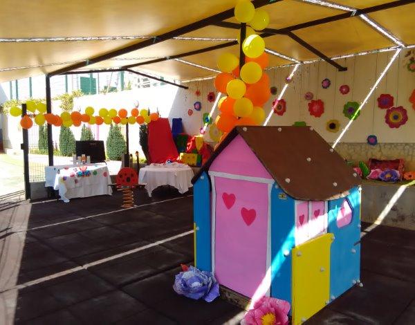 Celebração do Dia da Criança no STEE