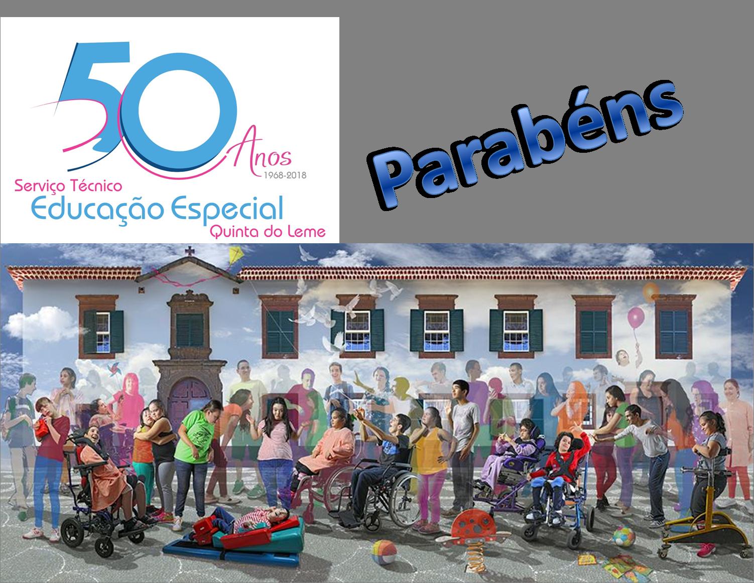 Serviço Técnico de Educação Especial celebrou 50 anos
