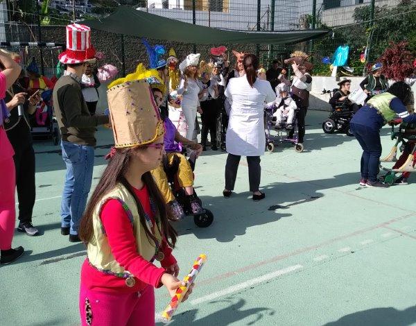 A folia do carnaval invadiu o STEE