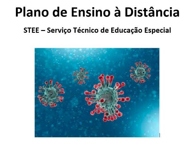 Plano de Ensino à Distância - STEE