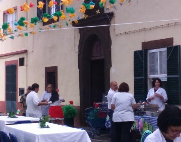 O STEE comemorou o Santo António com um almoço
