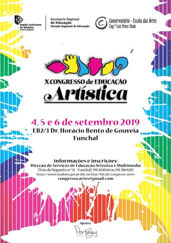 Congresso de Educação Artística 2019
