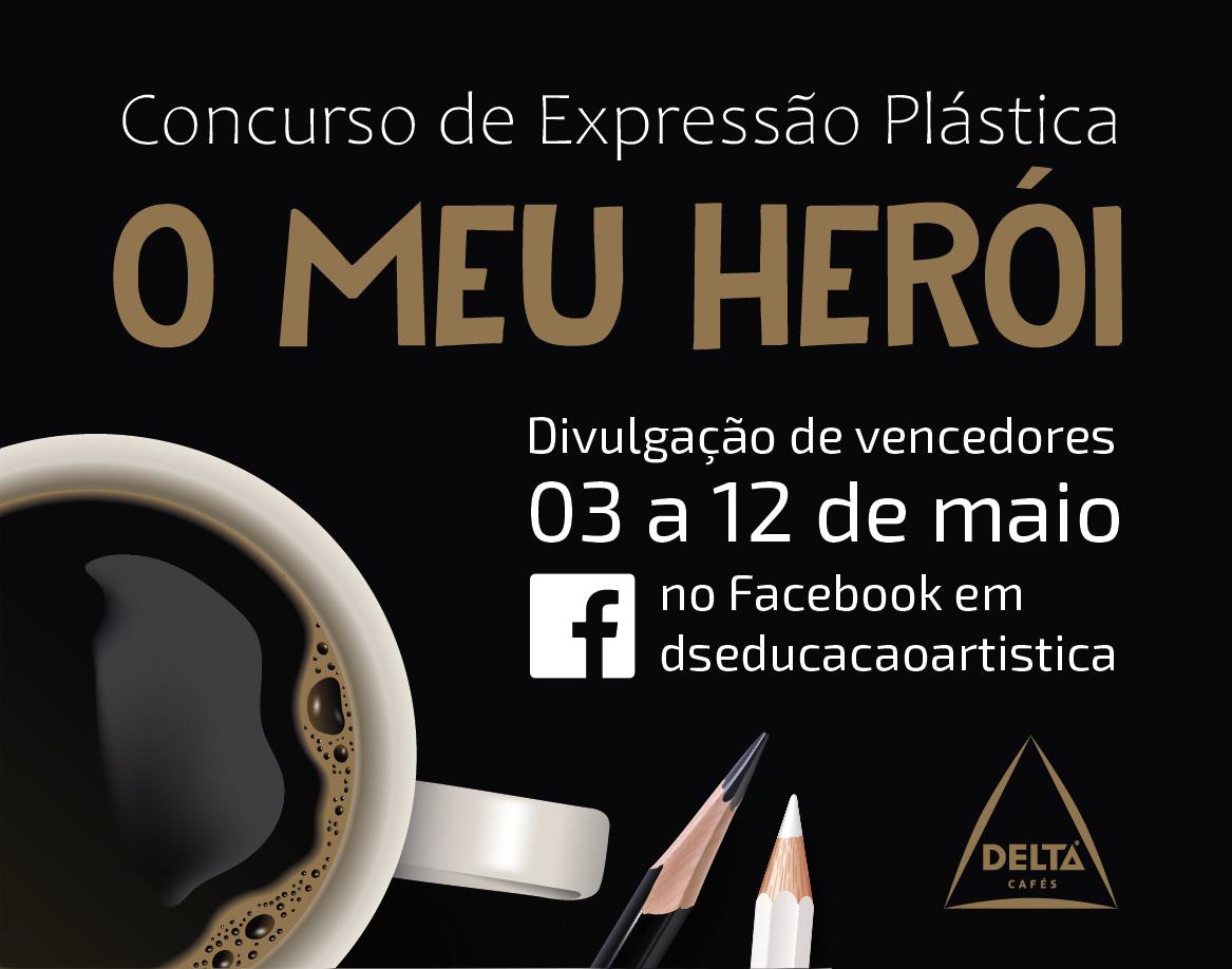 """Concurso """"O meu herói"""""""