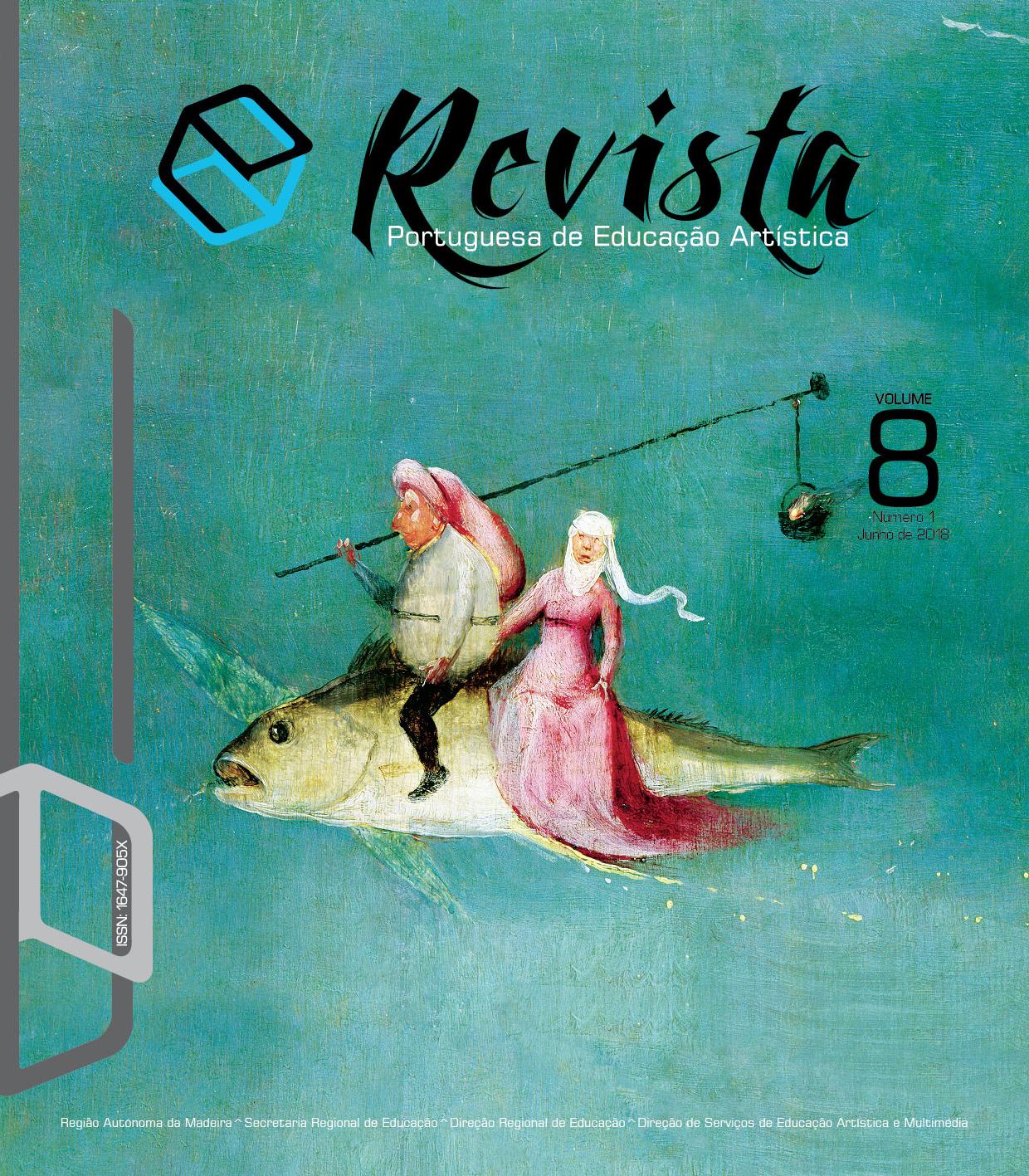 Revista Portuguesa de Educação Artística 2019