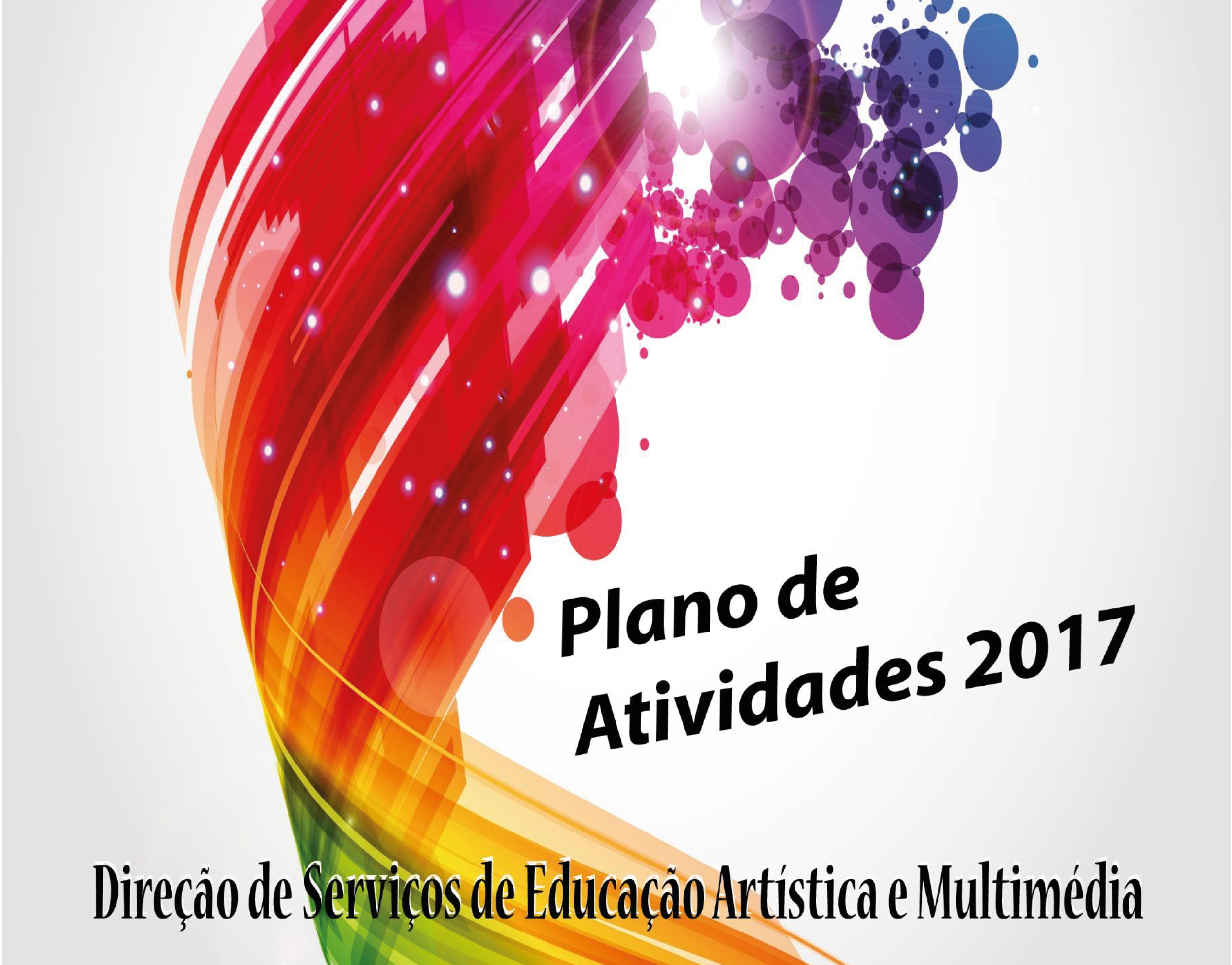 Plano de Atividades 2017