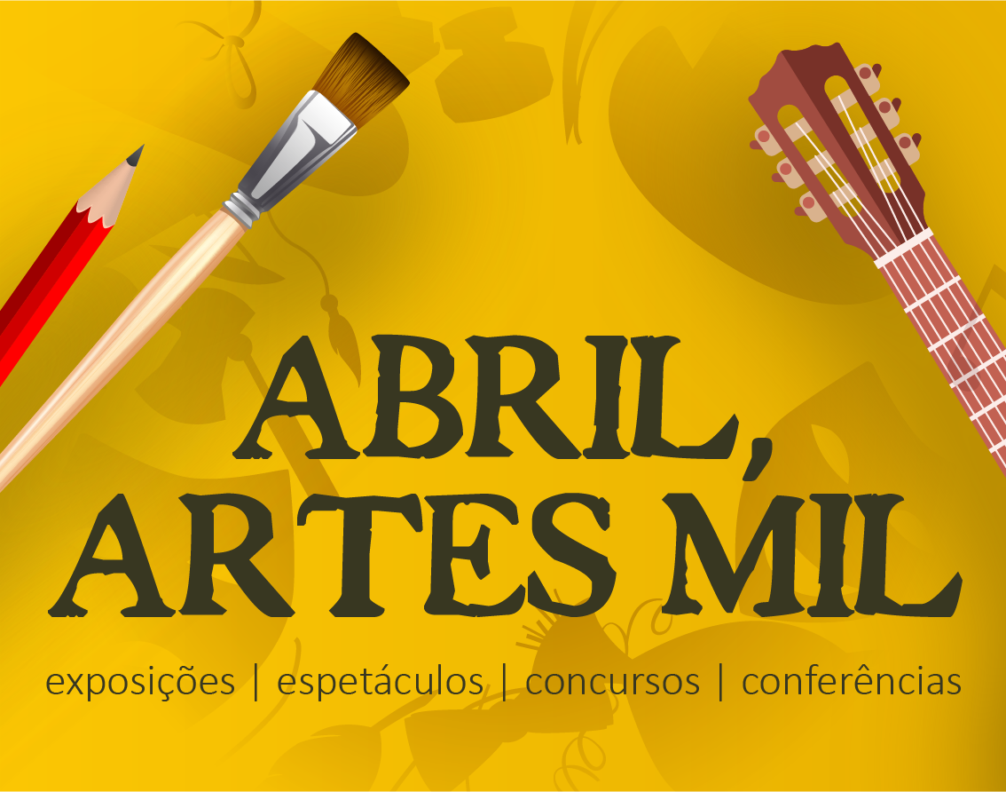 Abril, artes mil