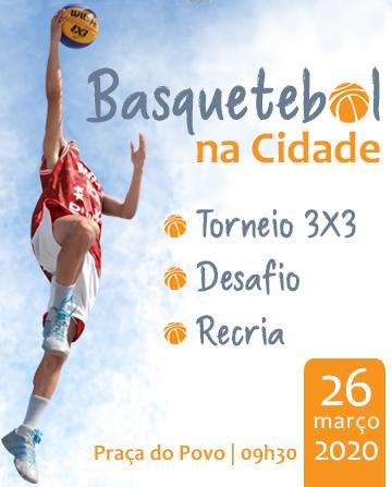 Basquetebol 3x3 - Mupi