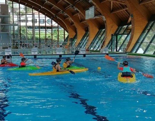 I e II Torneio de Kayak Pólo
