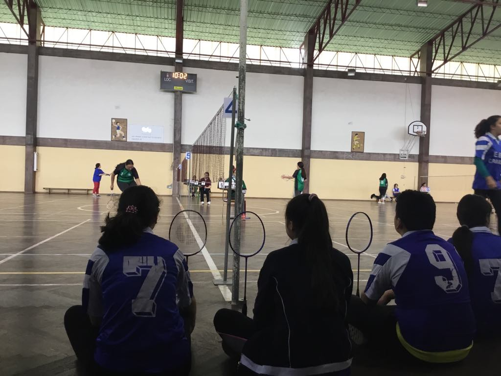 3ª Concentração de badminton | zona Este/Oeste | Iniciados/Juvenis