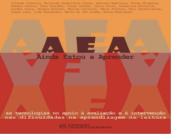 Aprendizagem da Leitura - Plataforma Interativa - AEA - AINDA ESTOU A APRENDER