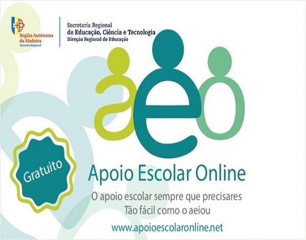 Apoio  Escolar Online disponível para o 2.º Ciclo do Ensino Básico