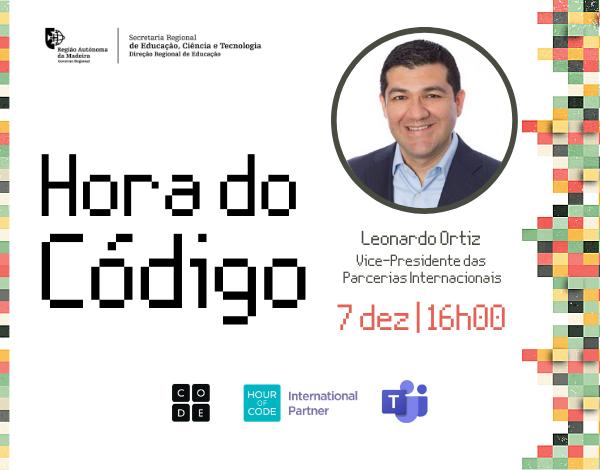 Hora do Código | Leonardo Ortiz