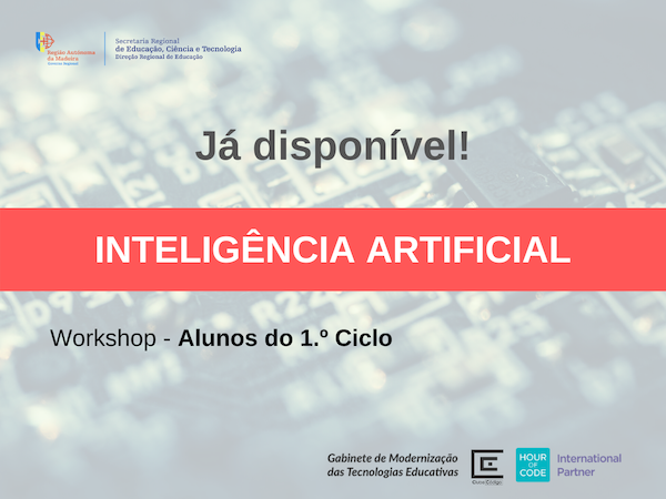 Workshop Inteligência Artitificial