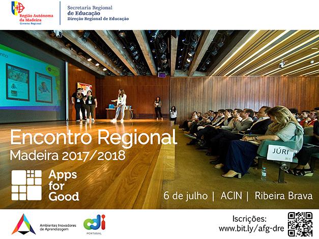 Encontro Regional AppsForGood