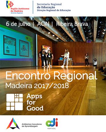 Encontro AppsForGood