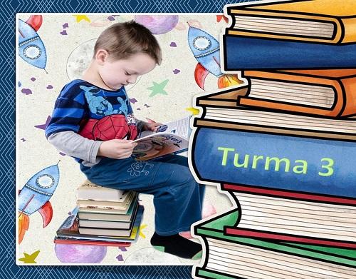 O livro, o jogo e o imaginário infantil (turma 3)