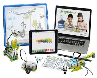 LEGO ® Education Academy WeDo 2.0 – Introdução