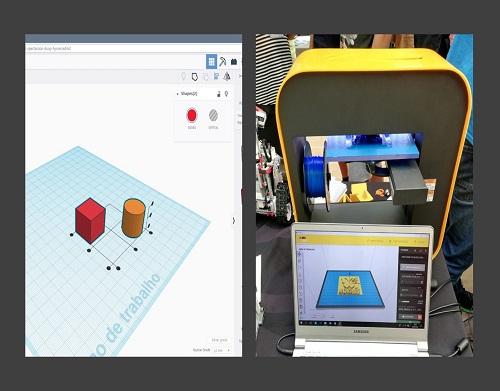 iTEC -Tecnologias Interativas na Sala de Aula: Modelação e Impressão 3D