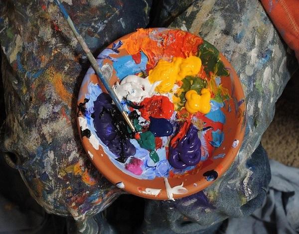 Tintas e Pintas - O poder da cor