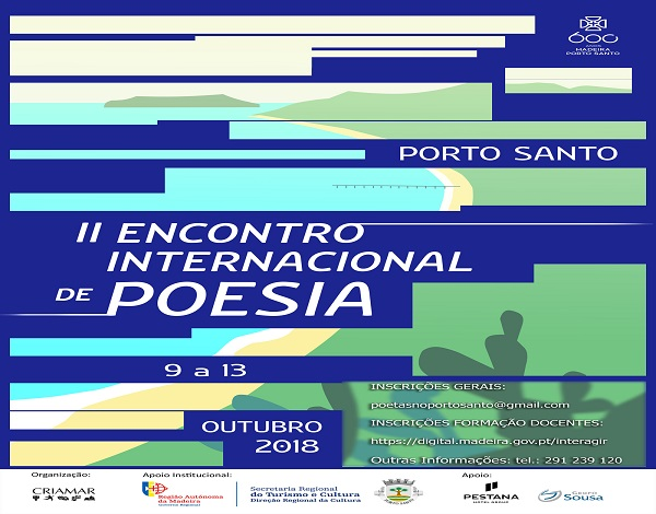 II Encontro Internacional de Poesia - A Poesia no Mundo: Para uma Nova Globalização