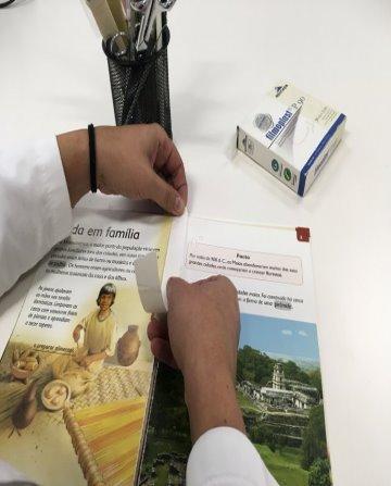 Mupi - Conservação e restauro de livros – bibliotecas escolares