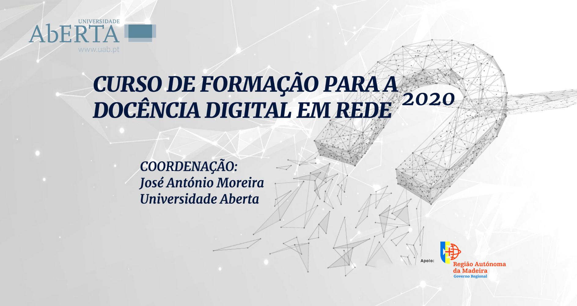 Curso de Formação para a Docência Digital e em Rede