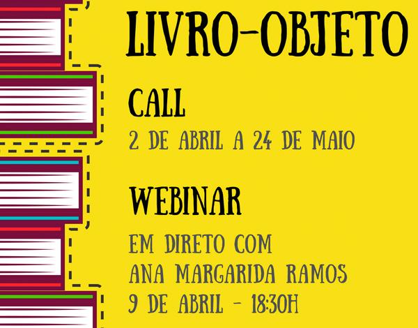Dia Internacional do Livro Infantil -  2 de abril de 2021 - Tema - Livro-Objeto
