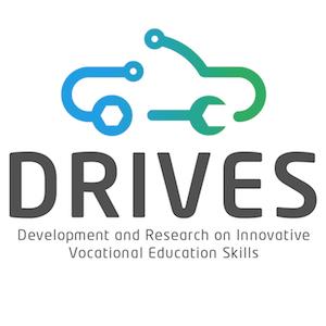 ENSINO PROFISSIONAL E VOCACIONAL- Projeto Europeu DRIVES – Setor Automóvel da União Europeia