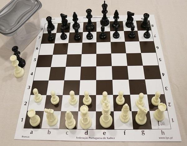 Ensino do Xadrez na Escola