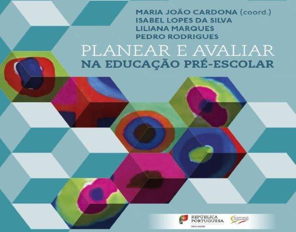 Brochura Planear e avaliar na educação pré-escolar