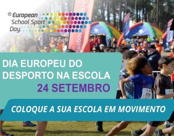 Dia Europeu do Desporto na Escola 2021