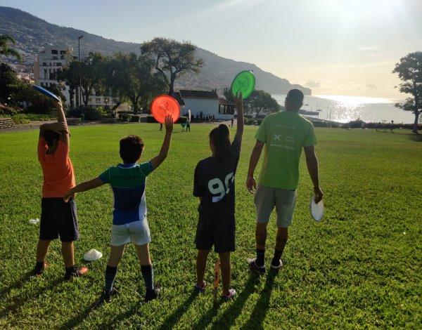Atividades do Desporto Escolar Junho 2021