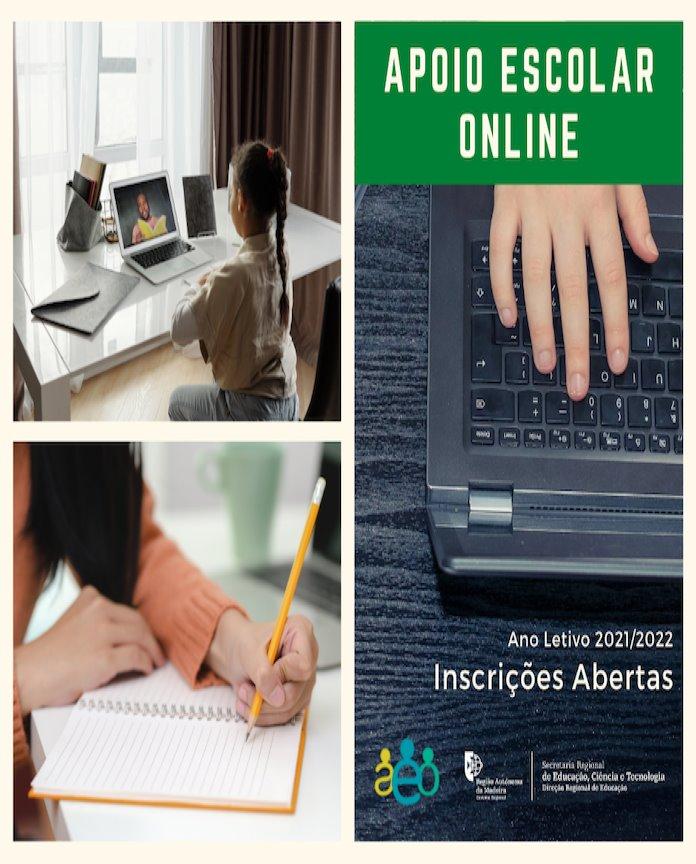 AEO - Apoio Escolar Online. O teu apoio digital