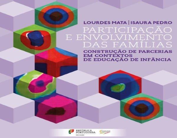 Brochura Participação e envolvimento das famílias - construção de parcerias em contextos de educação de infância