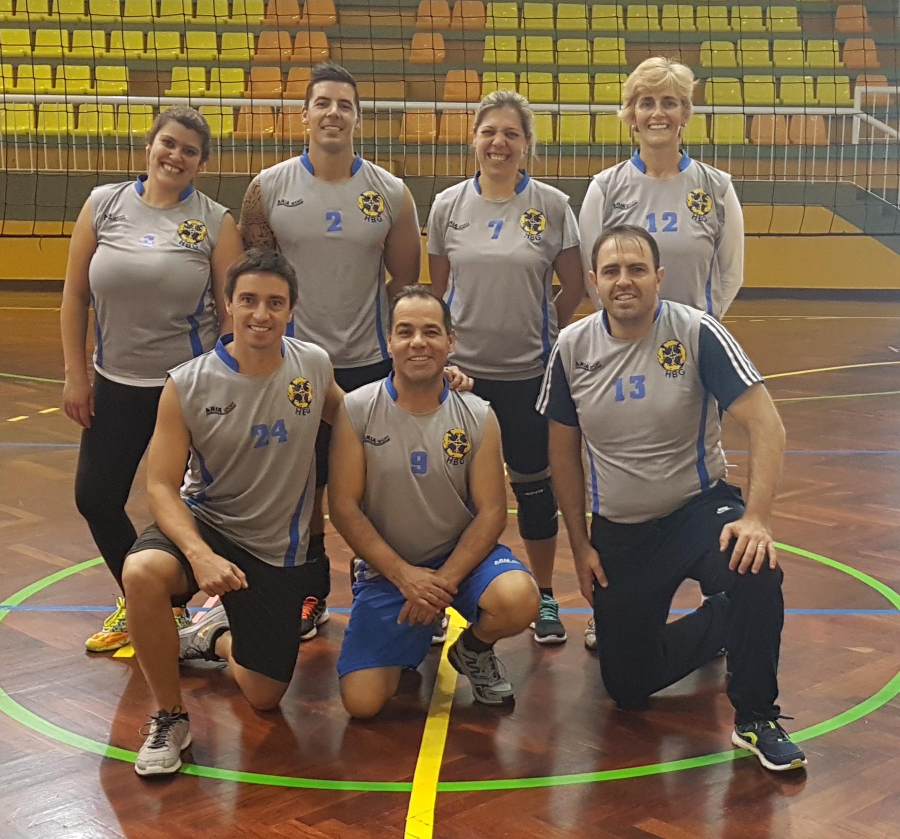 Torneio de Voleibol de professores