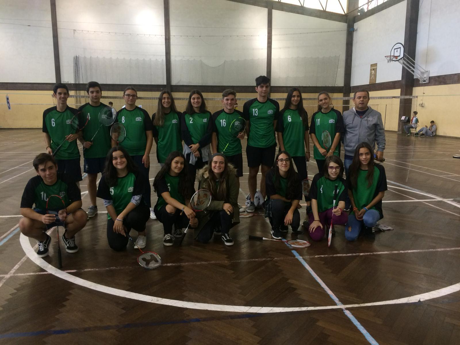 1ª Concentração de badminton | zona Este/Oeste/Funchal|Iniciados/Juvenis