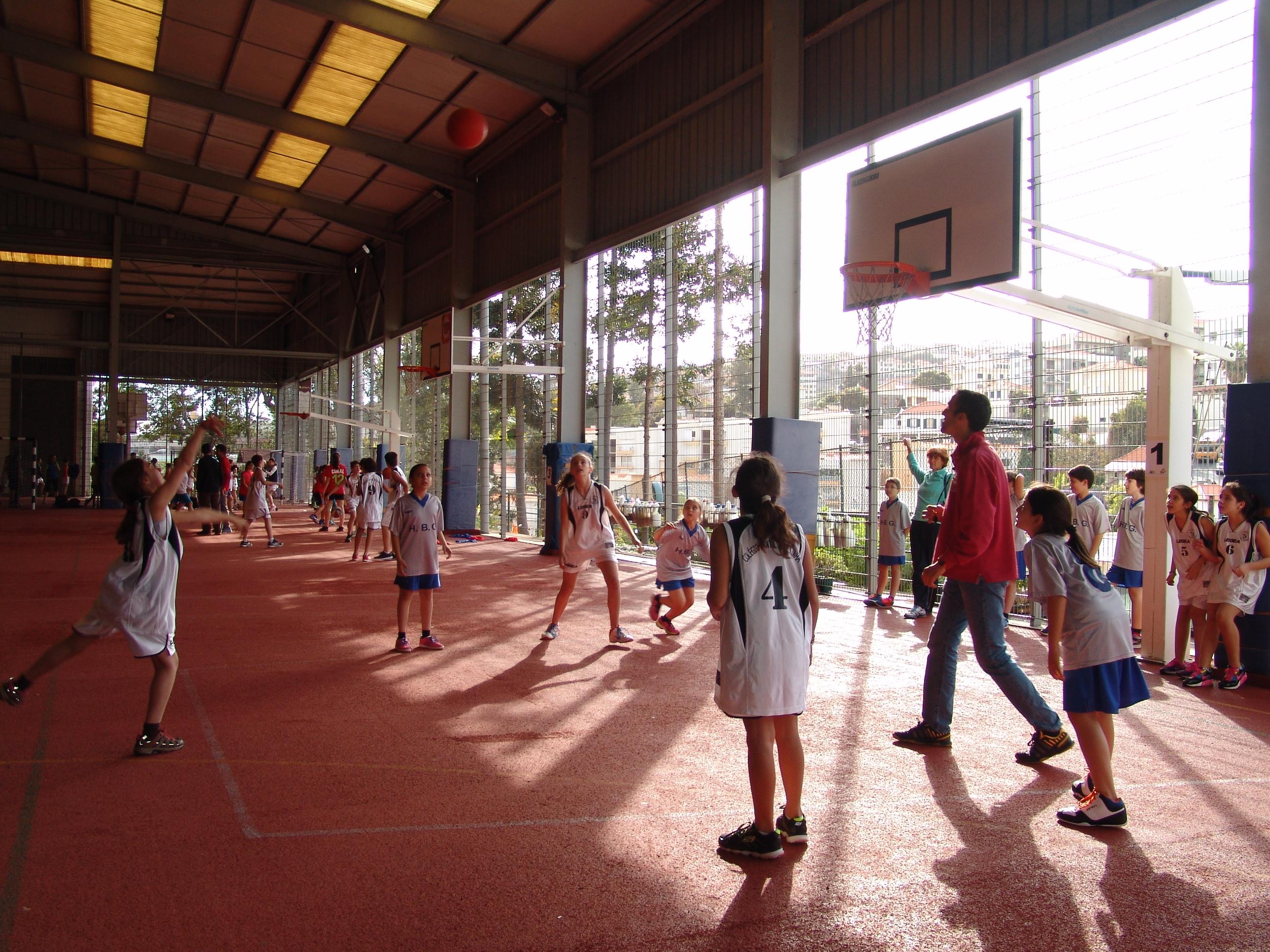 4.ª Concentração de Basquetebol
