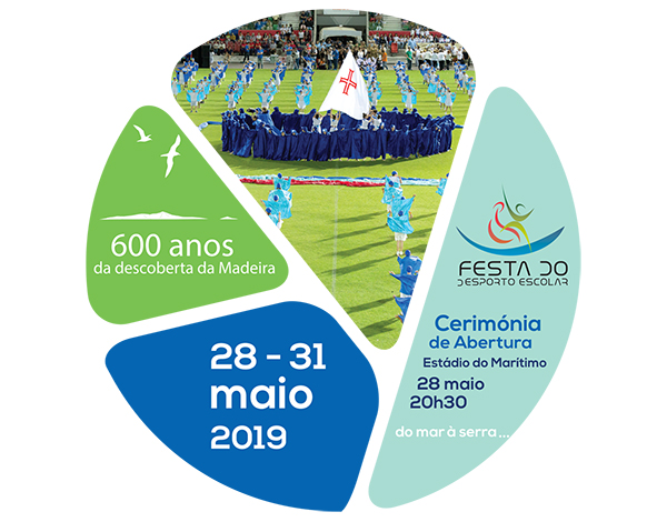 Programa da Festa do Desporto Escolar 2019