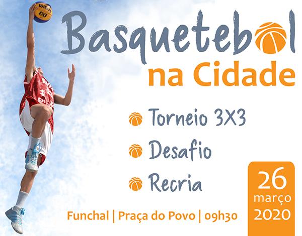 Basquetebol na Cidade